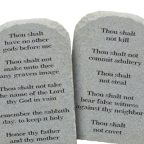 Commandments and Commitments
